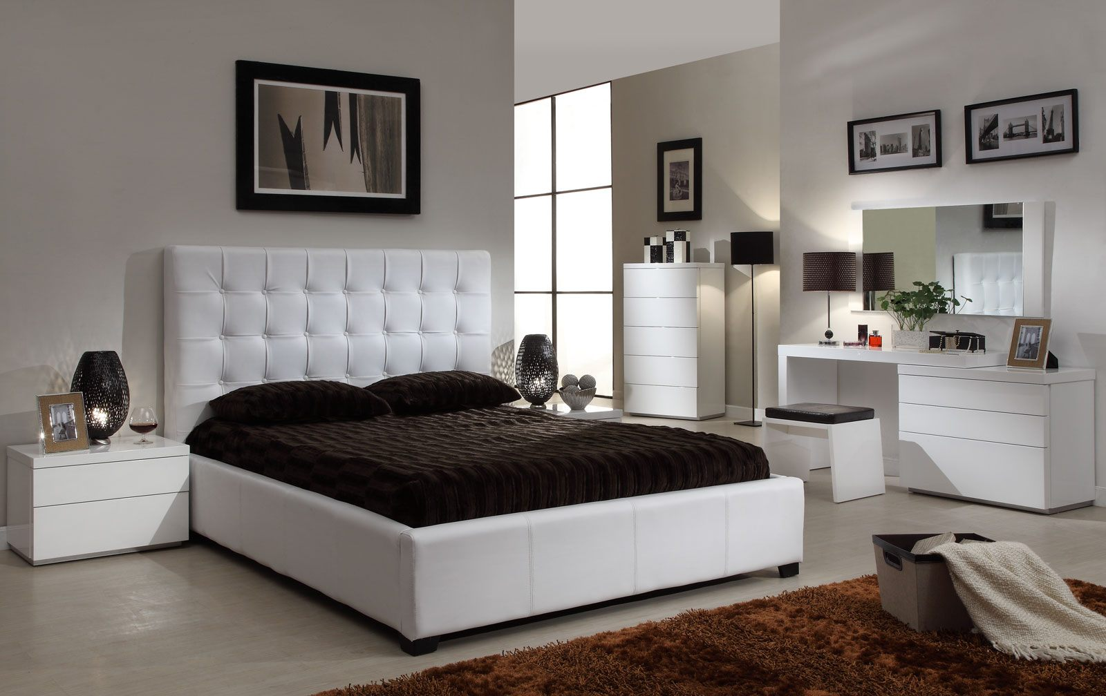 Online Bedroom Design: A Creativity Exercise